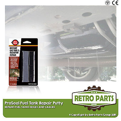 Radiator Housing/Water Tank Repair for Citroën Saxo. Crack Hole Fix