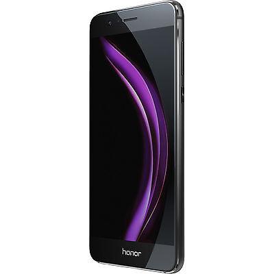 NEW HUAWEI Honor 8 64GB Unlocked GSM 4G LTE QuadCore Smartphone BONUS! Black