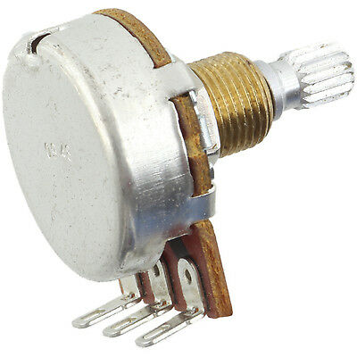 Bourns Knurled Shaft 38 Bushing Potentiometer 250k Logaudio