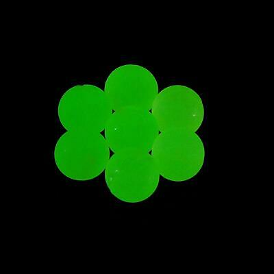 Mini Glow in The Dark Bouncy Ball Toys 48 Pieces in Bulk Party Favors for