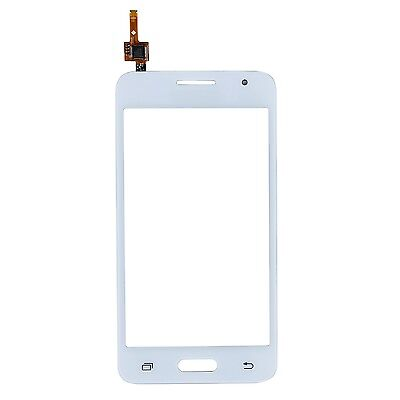 White Touch Screen Glass Digitizer For Samsung Galaxy Core 2 Duos SM-G355H G355