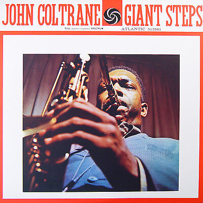 JOHN COLTRANE GIANT STEPS NEW SEALED VINYL LP IN STOCK