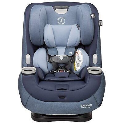 Maxi-Cosi Pria Max 3-in-1 Convertible Car Seat, Nomad Blue