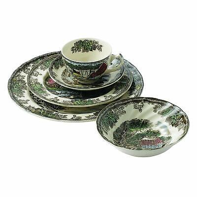 Johnson Brothers Friendly Village 5 Piece Place Setting,