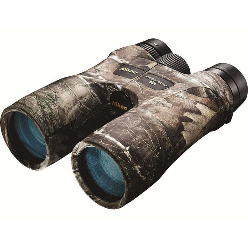 Nikon PROSTAFF 7S 10x42 TrueTimber KANATI Binoculars 16642