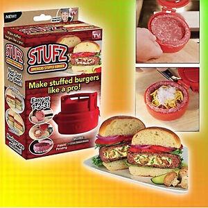 Stufz Burgerpresse Hamburgerpresse Hamburger Presse Hamburgerform Hamburgermaker