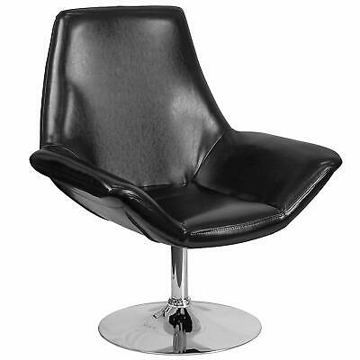 Flash Furniture Hercules Sabrina Series Leather Side Reception Chair