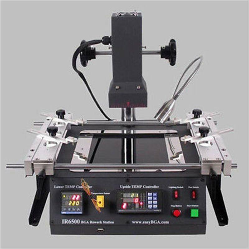 IR6500 BGA Rework Station Welding/Repair/Remove Machine 8 Rising+Constant Temp