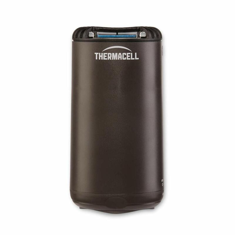 Thermacell MRPSL Outdoor Patio & Camping Mosquito Insect Repellent, Graphite