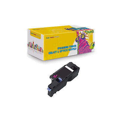 1 Pack Compatible WN8M9 Magenta Toner Cartridge for Dell E525 1 Pack Magenta Toner