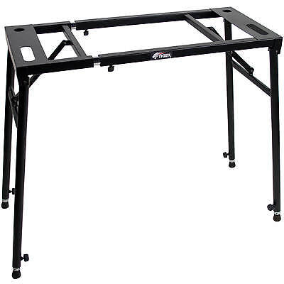 Tiger Flat Top Adjustable Platform Style Keyboard Stand - Very Strong!