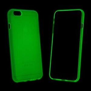 BoxWave Luminous Glow in the Dark Case Slim TPU Cover - Apple iPhone 6 Plus
