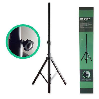 Dreibein Stativ 1,5m ALU für SAT Antenne Schüssel Camping Balkon Ständer Sat