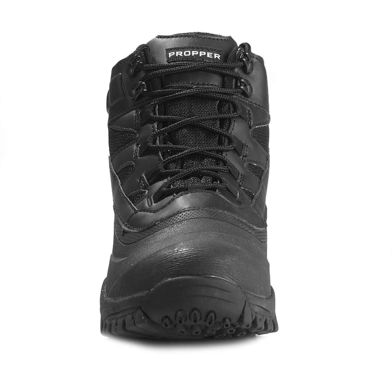 "Propper Mens 6"" WPX Durable Tactical Boots - Black 1"