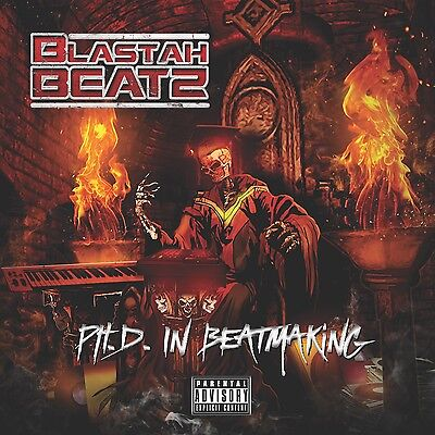 Blastah Beatz - PHD in Beatmaking (rare-hip-hop)Kool G Rap,Inspectah Deck,more! ()