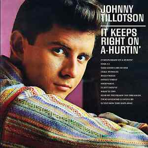 Johnny Tillotson – It Keeps Right On A-Hurtin' CD