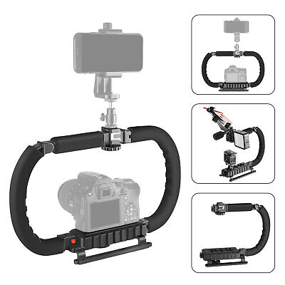 Neewer DSLR/Mirrorless/Action Camera Camcorder Phone Stabilizer