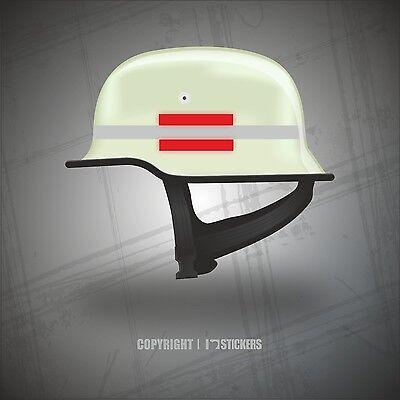 Helmkennzeichnung Zugführer Feuerwehr Helm Reflektierend Streifen HK002