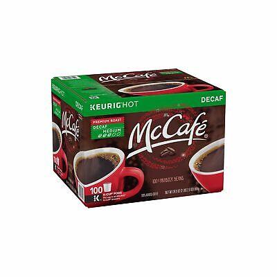 McCafe Premium Roast Decaf Coffee K-Cups (100 ct)'BEST DEAL ON