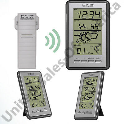 La Crosse Technology WS-9230U-IT-INT Digital Forecast Thermo