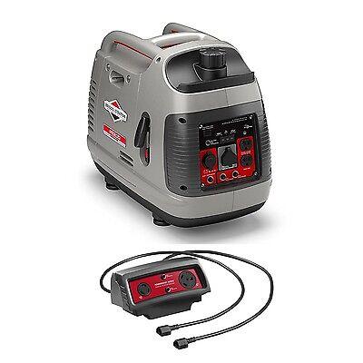 Briggs & Stratton PowerSmart 2200W Inverter Generator w/Parallel Cable Connector