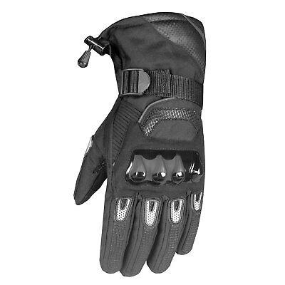 Glaze Mens Motorcycle Thinsulate Winter Waterproof Biker Windproof Gloves