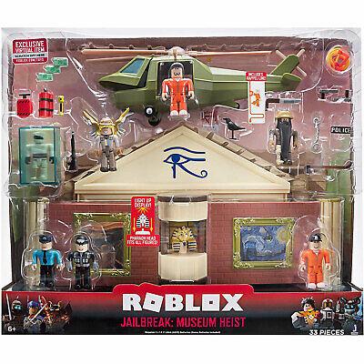 ROBLOX Jailbreak: Museum Heist Playset *BRAND NEW*