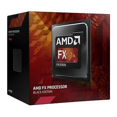 AMD FX-8370 Eight-Core Vishera Processor 4.0GHz Socket AM3+, Retail