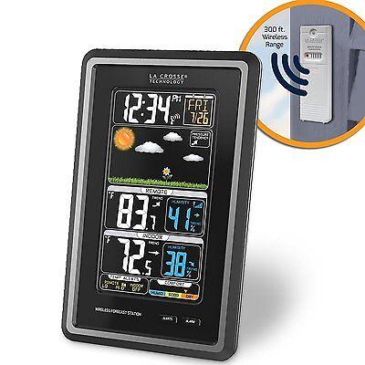 S88907 La Crosse Technology Wireless Weather Station TX141TH-BV2 NEW