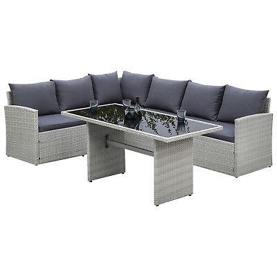 Dining Lounge Gartenmöbel Test Vergleich Dining Lounge