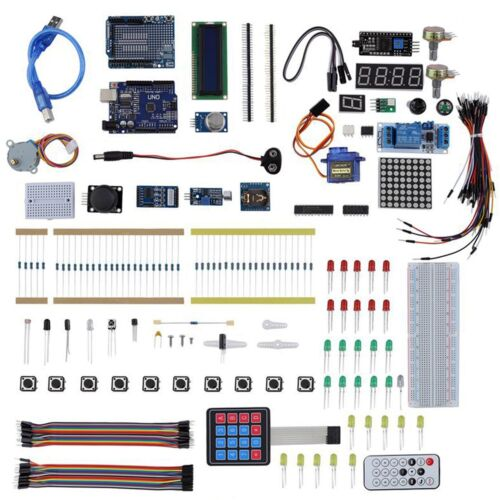 For Ultimate UNO R3 Starter Kit for Arduino 1602LCD Servo Mo