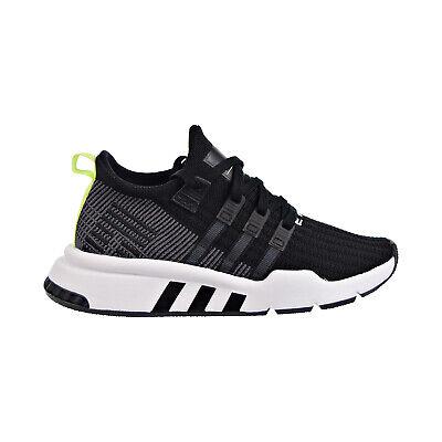 Adidas EQT Support Mid Adv J Big Kids Shoes Core Black-Grey-White b41911 Mid Grey Kids Shoes