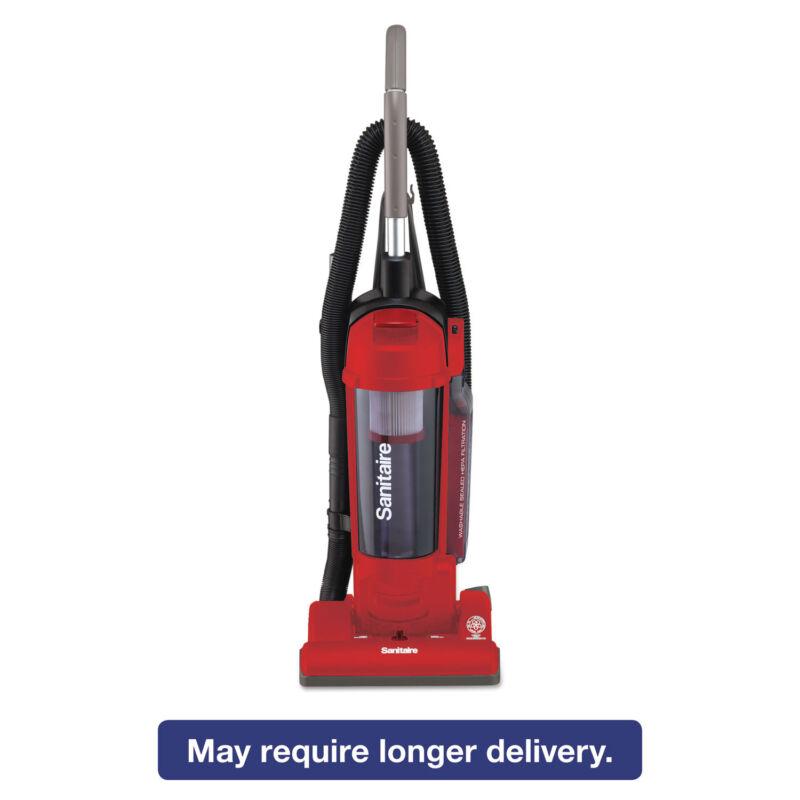 Sanitaire HEPA Filtration Upright Vacuum 17 lb. 3.5 qt Red SC5745B