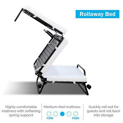 Convertible Sofa Bed Single Sleeper Folding Lounge Chair Ottaman Easy Storage ()