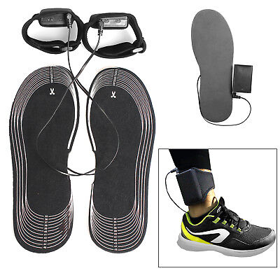 Beheizte Schuhsohlen beheizbare Schuh Einlegesohlen Einlagen Thermosohlen DHL CH