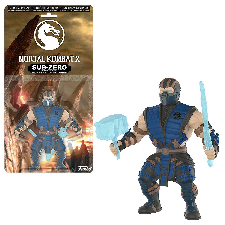 Funko Savage World: Mortal Kombat-Subzero  Collectible Figur