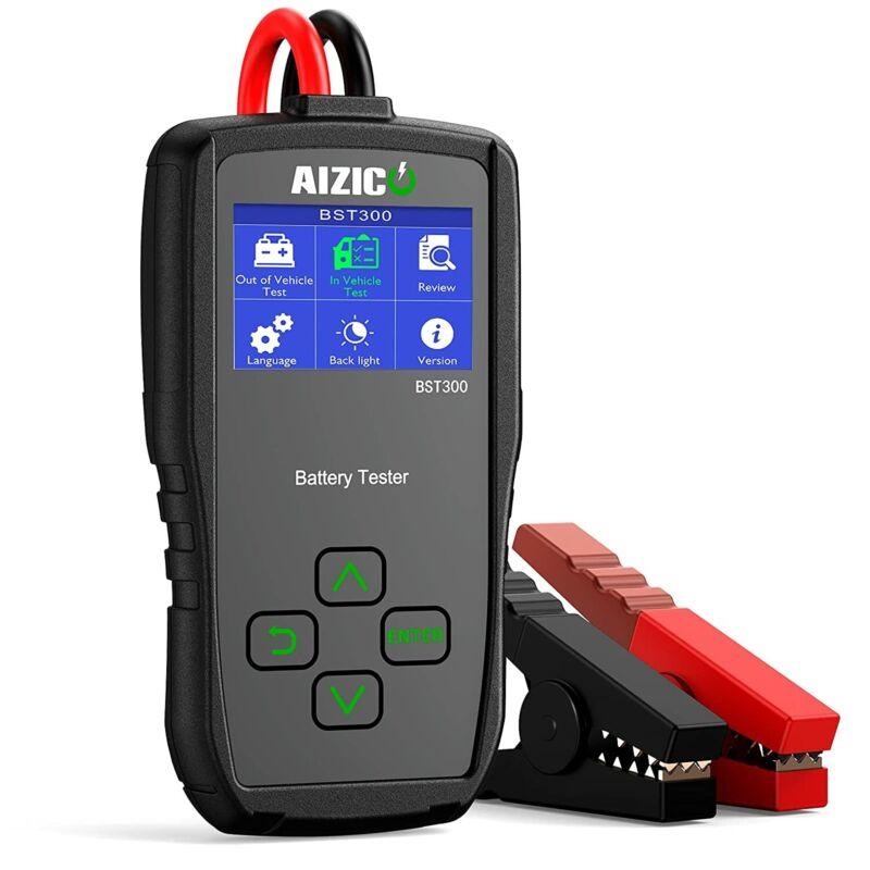 Car Battery Tester 12V Load Analyzer Alternator Cranking Charging Scan Tool