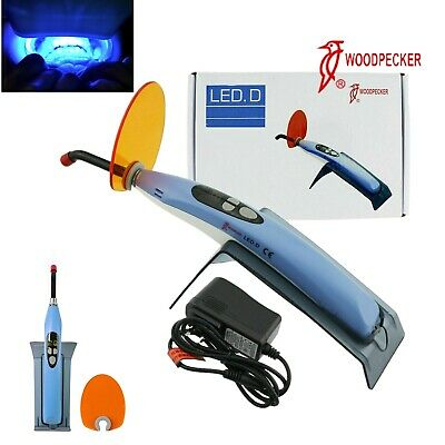 Woodpecker 1 Second Cure Dental Led Wireless Curing Light Lamp Led D Fda