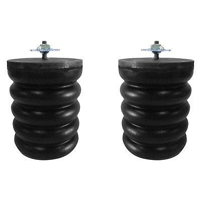 For Chevy Express 2500 96-16 SuperSprings Solo Series Rear Helper Springs