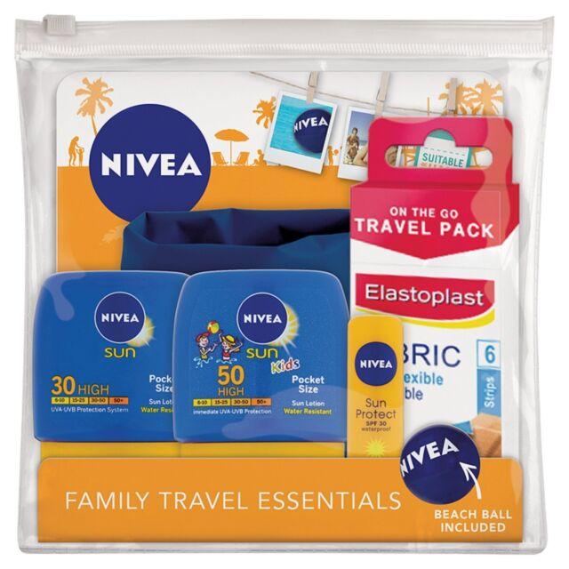 NIVEA Travel Essentials, Family