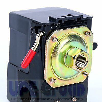 New Pressure Switch Valve For Air Compressor Control 95-125 1port