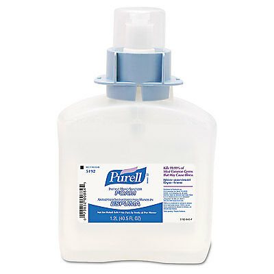 Advanced Fmx-12 Foam Instant Hand Sanitizer Refill - 1200ml