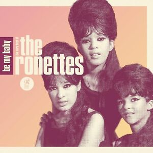 The Ronettes - Be My Baby ~ Very Best of the Ronettes ~ NEW CD ~ Greatest Hits