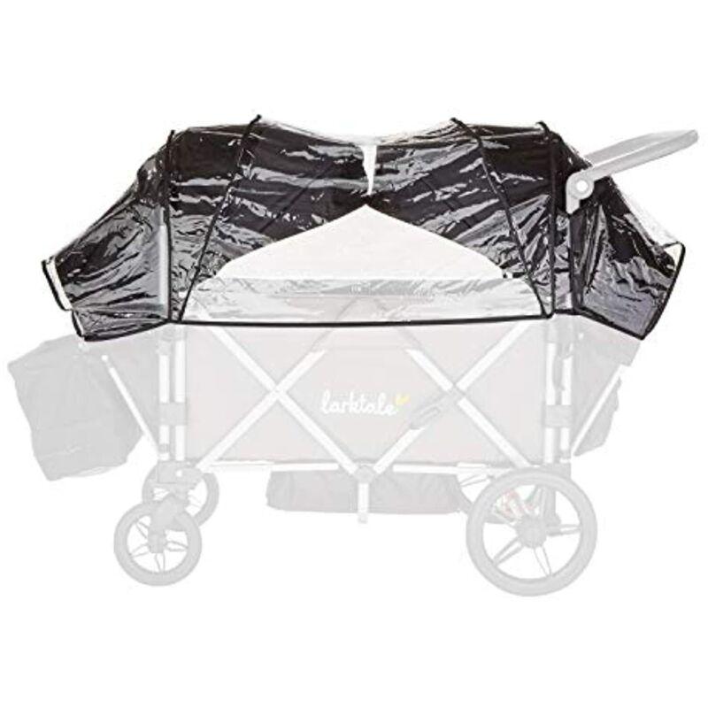 Larktale Caravan Rain/Wind Cover  for Caravan Stroller Wagon