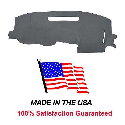 1999-2005 Pontiac Grand AM Dash Cover Gray Carpet PO100-0 Made in the USA