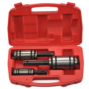 Tail Pipe Expander | 3pc Set Exhaust Muffler Spreader Tool 1-1/18
