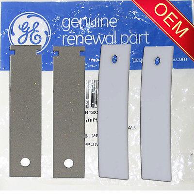 Dryer Bearing Slide - OEM Genuine GE Dryer Bearing Slides (2) WE1M504 (2) WE1M1067
