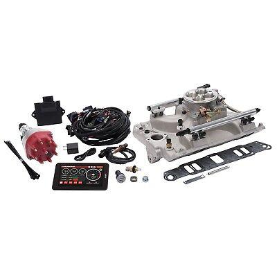 Edelbrock 35970 Pro-Flo 4 Fuel Injection Kit Edelbrock Fuel Injection Kit