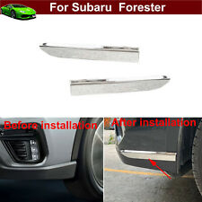 2x Front Angle Pretector Decor Cover Molding Trim for ...