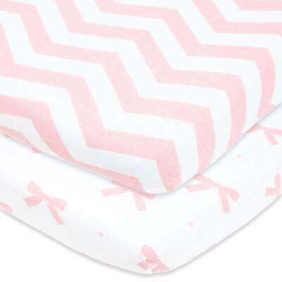 bassinet sheets for girls compatible with halo